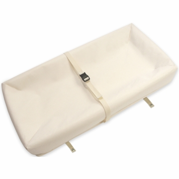 Naturepedic Organic Cotton Changing Pad 4-Sided Contoured