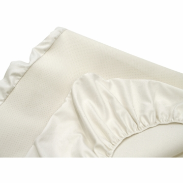Naturepedic Organic Crib Fitted Airflow Sheet