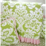 New Arrivals Bloom in Apple Blanket