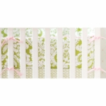 New Arrivals Bloom in Apple Crib Bumper