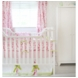 New Arrivals Bloom in Pink 3 Piece Crib Bedding Set
