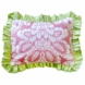 New Arrivals Bloom in Pink Throw Pillow