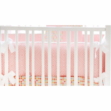 New Arrivals Brooklyn Crib Bumper
