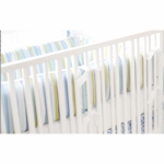 New Arrivals By the Bay Baby Crib Bumper