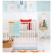 New Arrivals Carnival 2 Piece Crib Bedding Set