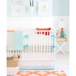 New Arrivals Carnival 3 Piece Crib Bedding Set