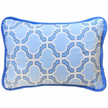 New Arrivals Carousel Throw Pillow