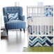 New Arrivals Clubhouse 3 Piece Baby Crib Bedding Set