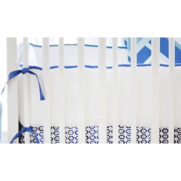 New Arrivals Clubhouse Crib Bumper