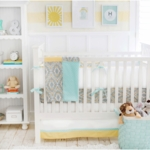 New Arrivals Dreamweaver 2 Piece Crib Bedding Set