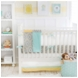 New Arrivals Dreamweaver 4 Piece Crib Bedding Set