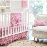 New Arrivals French Quarter 2 Piece Crib Bedding Set