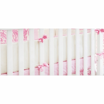 New Arrivals French Quarter Crib Bumper