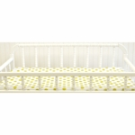 New Arrivals Gold Rush in Mist Changing Pad Cover