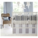 New Arrivals Hampton Bay 2 Piece Crib Bedding Set