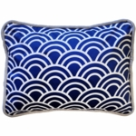 New Arrivals Hampton Bay Throw Pillow