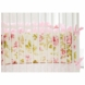 New Arrivals In Full Bloom Crib Bumper