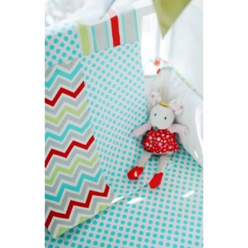 New Arrivals Jellybean Parade Blanket