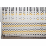 New Arrivals Mellow Yellow Crib Skirt
