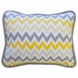 New Arrivals Mellow Yellow Throw Pillow