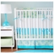 New Arrivals Monterey 3 Piece Crib Bedding Set
