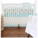 New Arrivals Ocean Avenue 2 Piece Crib Bedding Set