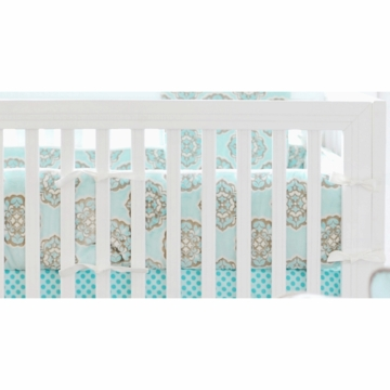 New Arrivals Ocean Avenue Crib Bumper