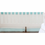 New Arrivals Ocean Avenue Crib Skirt
