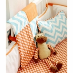 New Arrivals Orange Crush Blanket