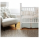 New Arrivals Picket Fence 3 Piece Baby Crib Bedding Set