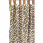 New Arrivals Safari Sand Window Panels