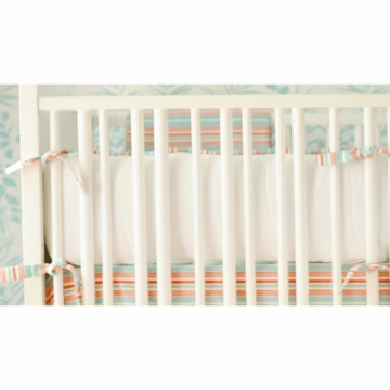 New Arrivals Scout Crib Bumper