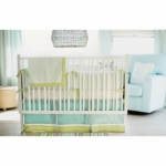 New Arrivals Sprout 4 Piece Baby Crib Bedding Set