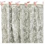 New Arrivals Stella Gray Window Panels
