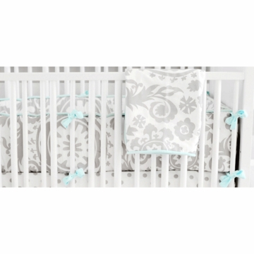 New Arrivals Wink Crib Bumper