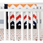 New Arrivals Zig Zag Rugby Blanket