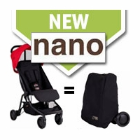 New From Mountain Buggy