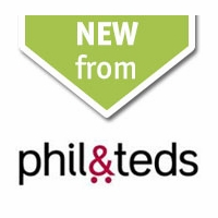 New From Phil & Teds