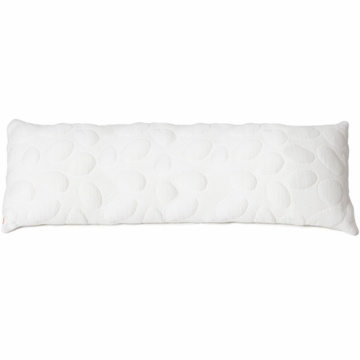 Nook Pebble Body Pillow in Cloud