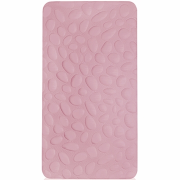 Nook Pebble Pure Infant Mattress in Blush