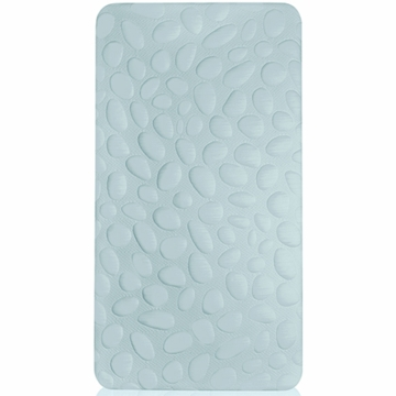 Nook Pebble Pure Infant Mattress in Glass
