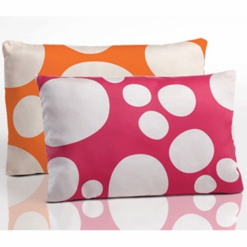 Nook Toddler Pillow in Stepping Stone Blossom & Poppy