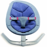 Nuna Leaf Bouncer (Organic Cotton Insert) - Dawn