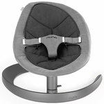 Nuna Leaf Curv Bouncer (Organic Cotton Insert) - Cinder