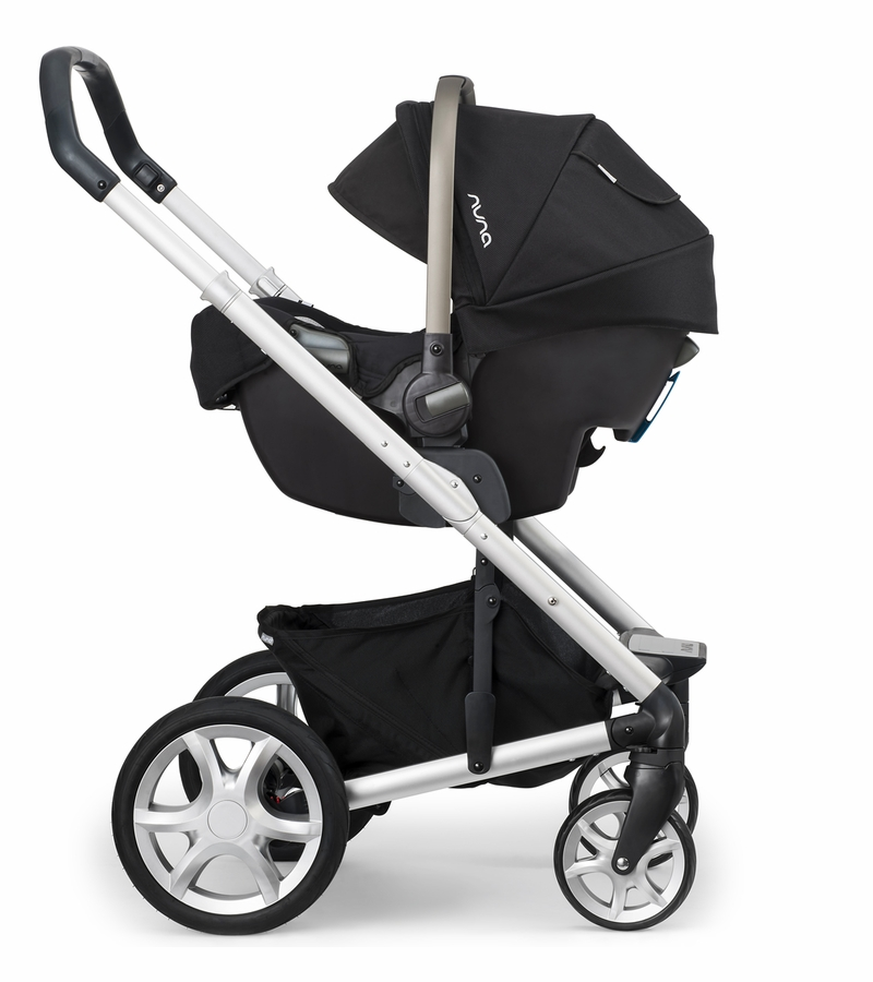 Nuna Mixx Travel System Mykonos Night
