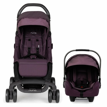 Nuna Pepp & Pipa Travel System - Blackberry