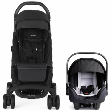 Nuna Pepp & Pipa Travel System - Night