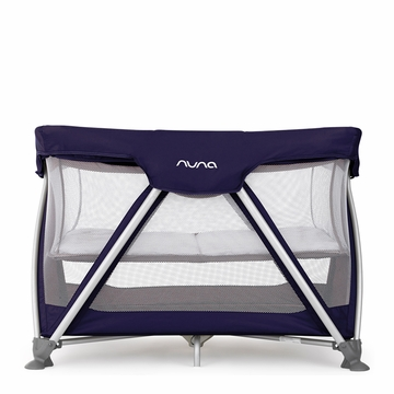 Nuna Sena Mini Travel Crib - Navy