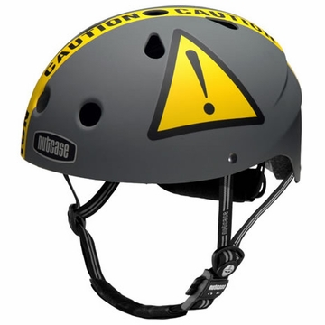 Nutcase Little Nutty Urban Caution Helmet