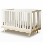 Oeuf Classic Collection Crib in Birch